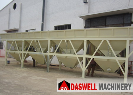 Aggregate Batching System